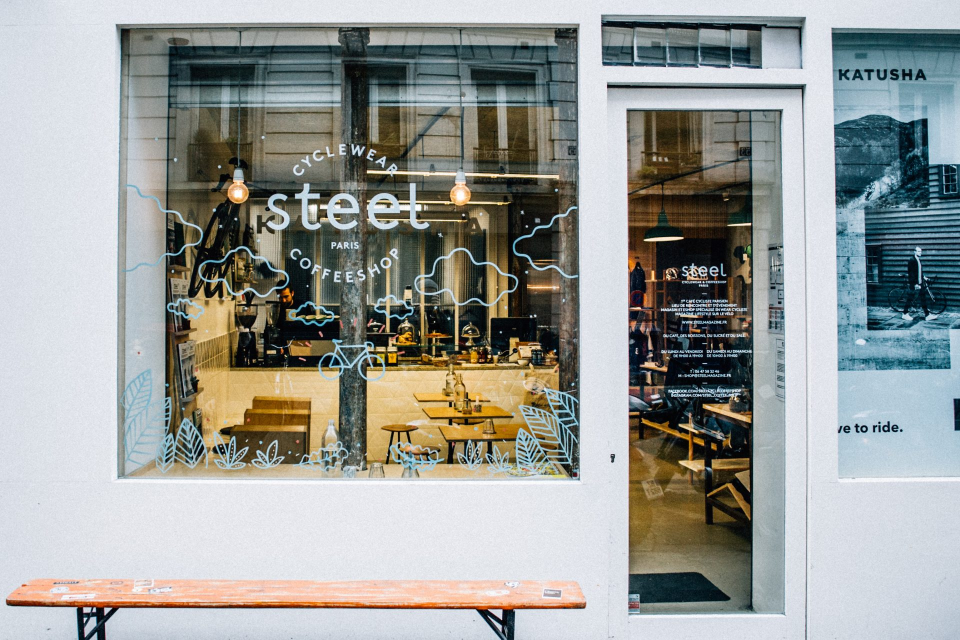 Steel Cyclewear & Coffeeshop
