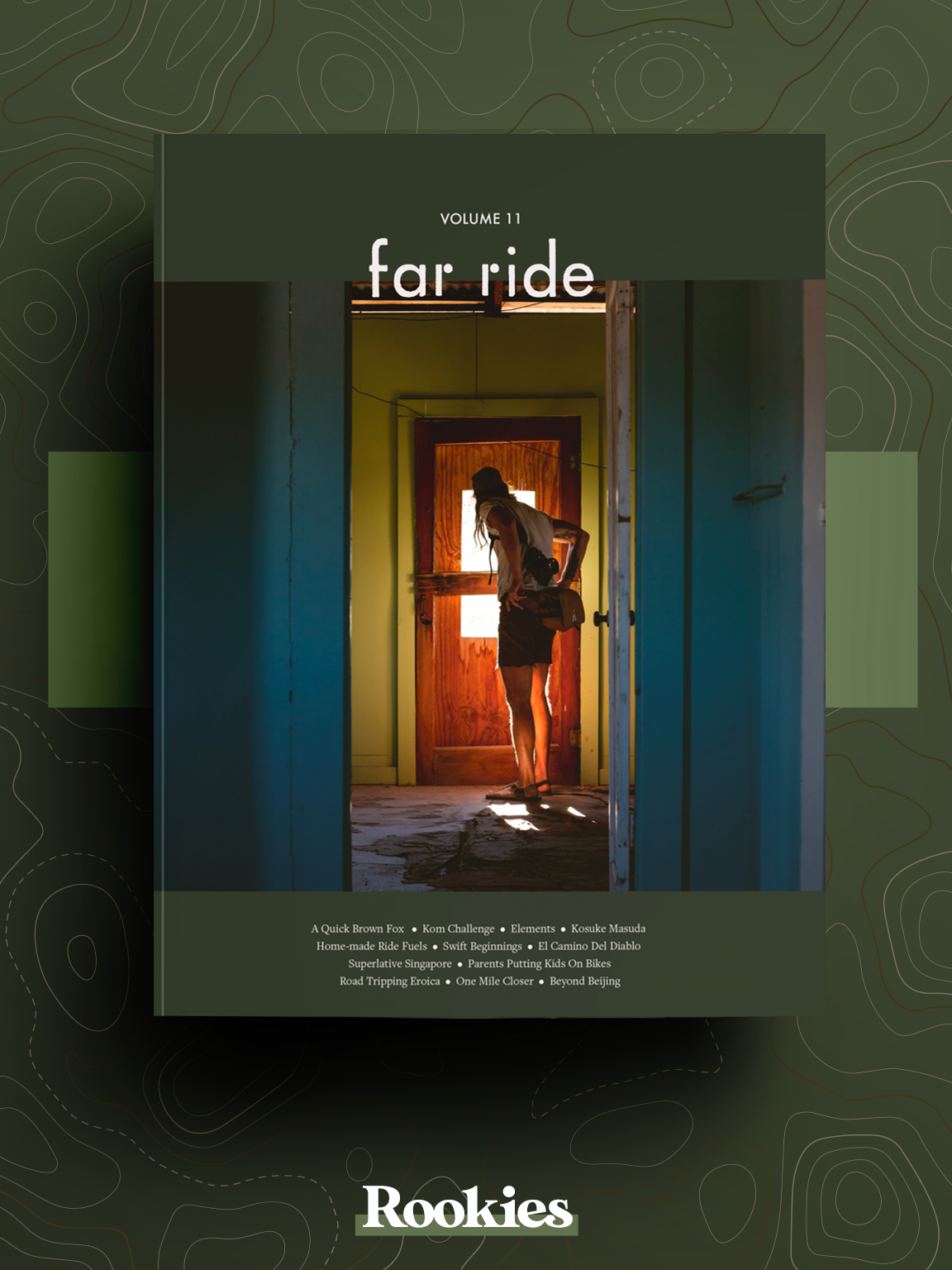 Far Ride Volume 11