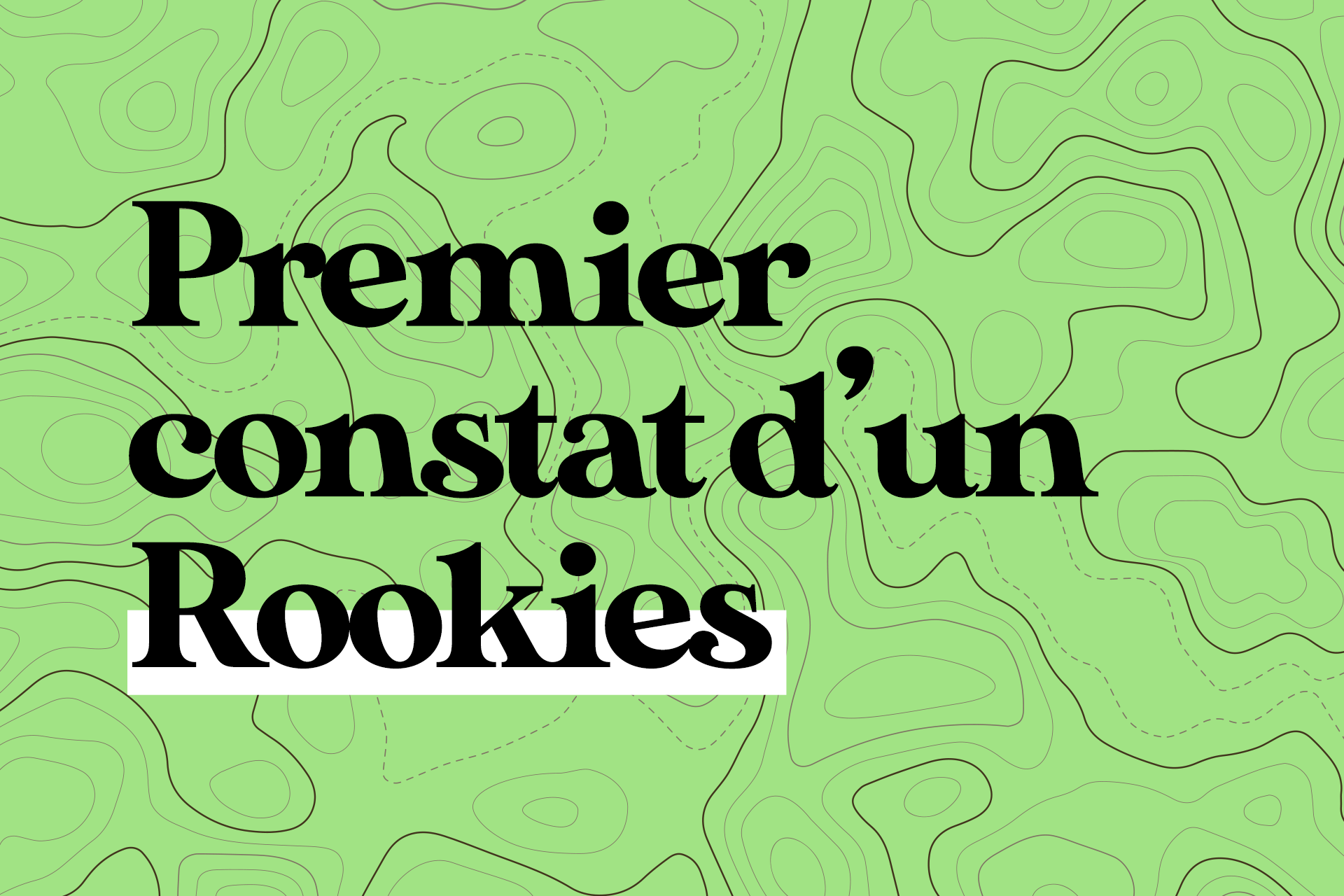 premier constat rookies