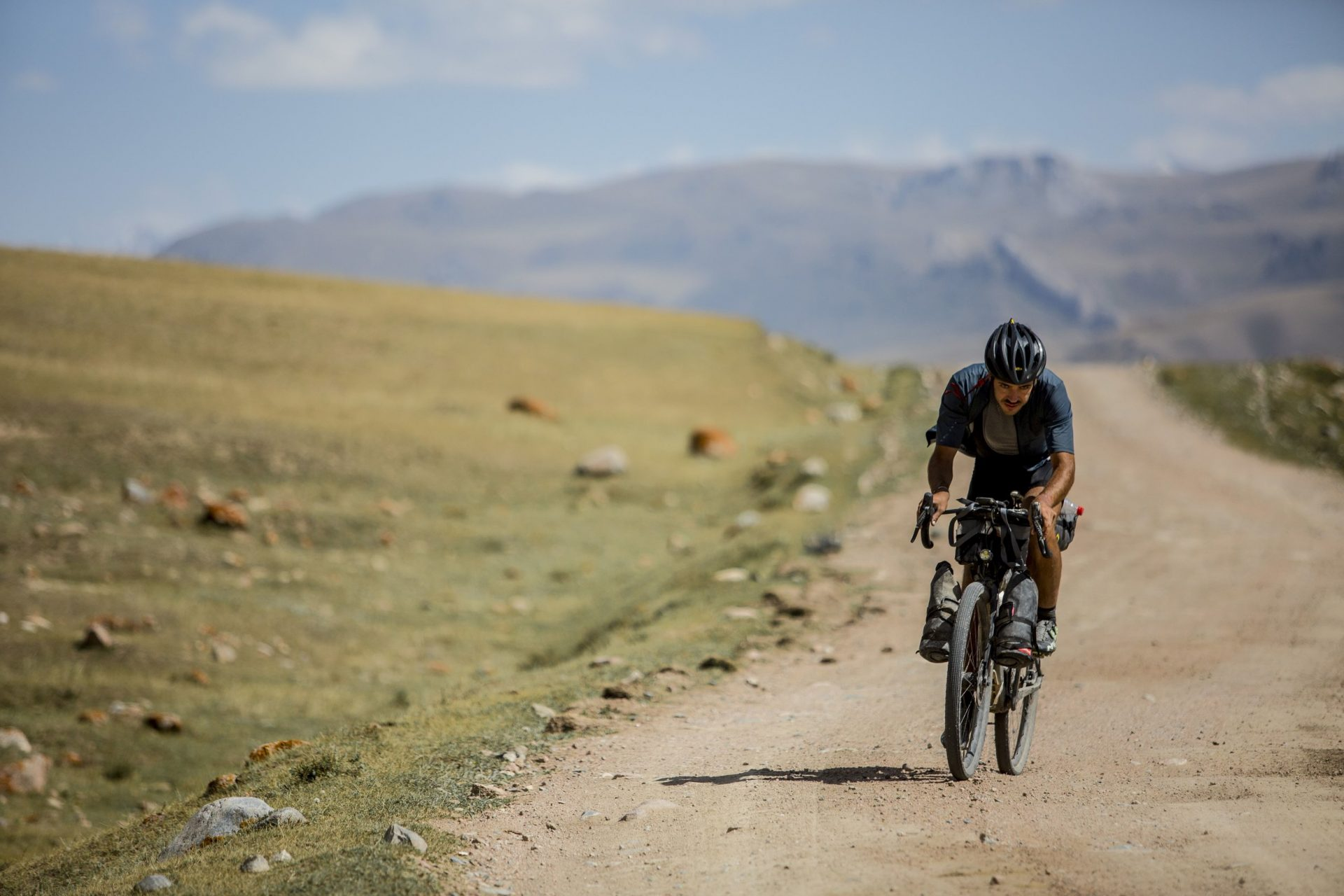 Wild Horses, le film-documentaire sur la Silk Road Mountain Race.