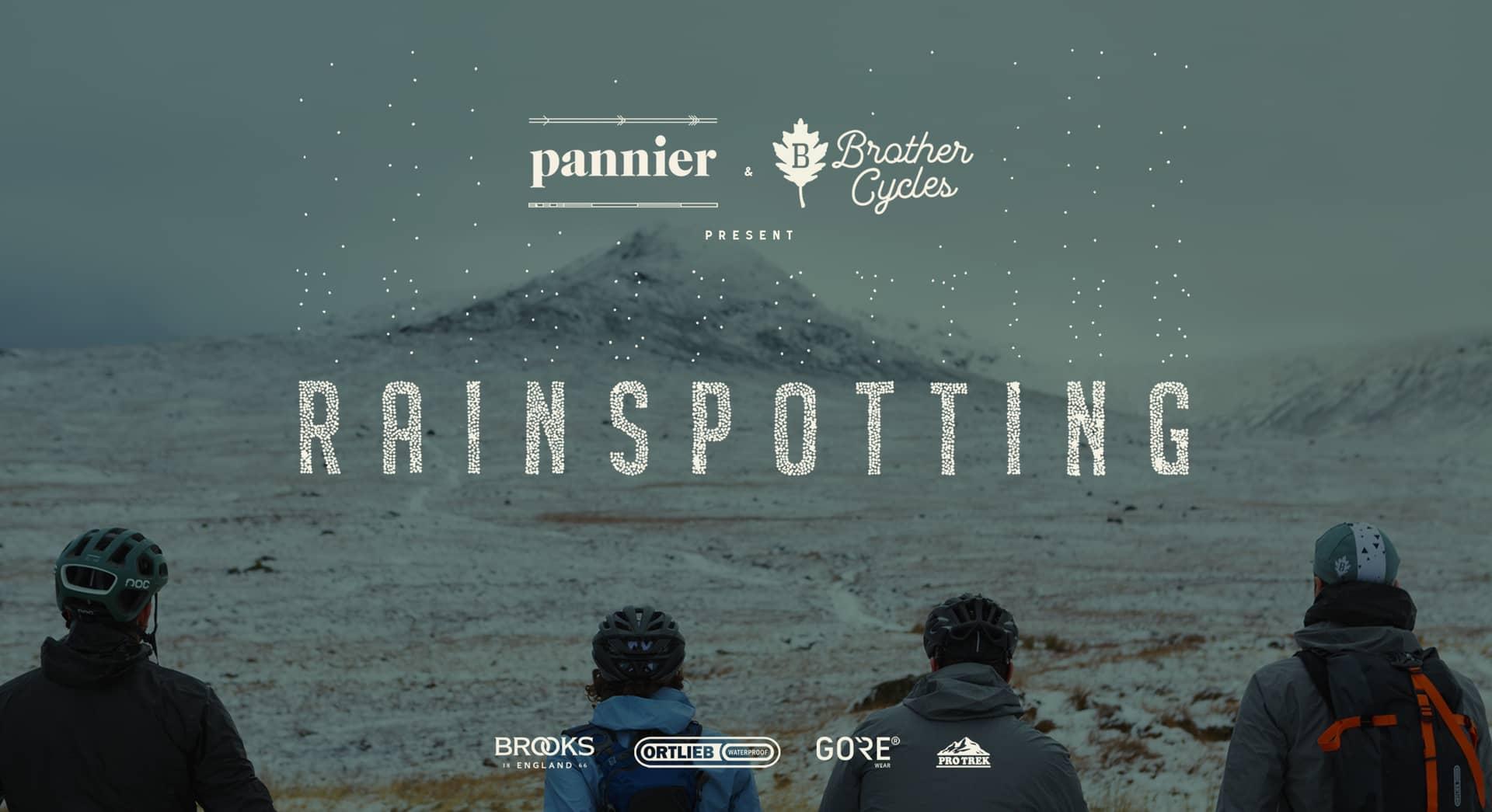 """""""Rainspotting"""",une aventure dans l'immensité écossaise."""