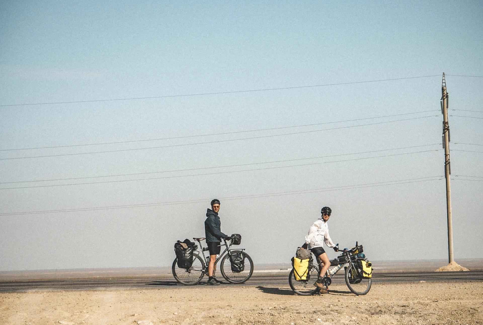 Portrait de Bikepackers : En Selle !