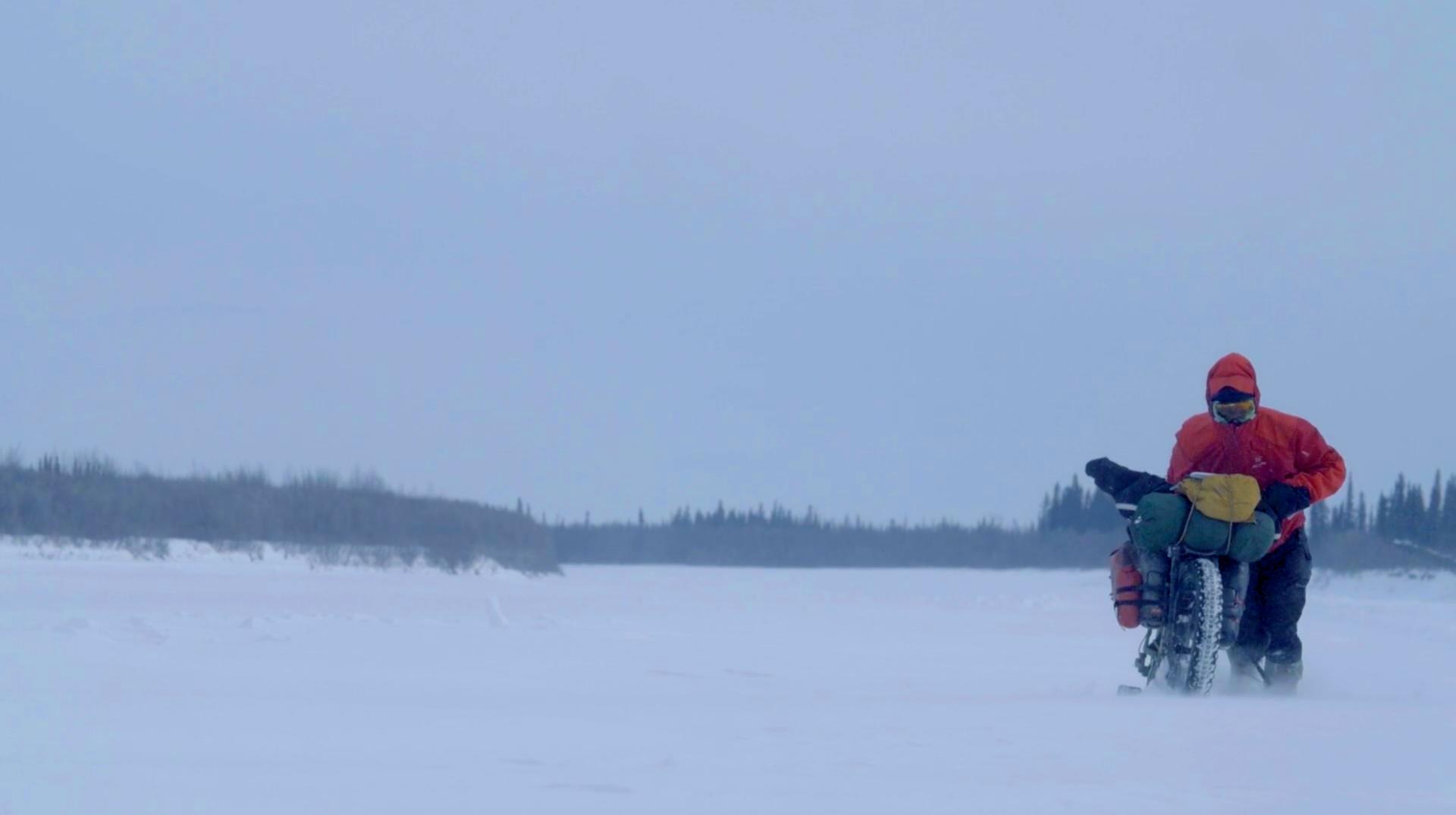 Les-Rookies-Ben-Page-The-Frozen-Road
