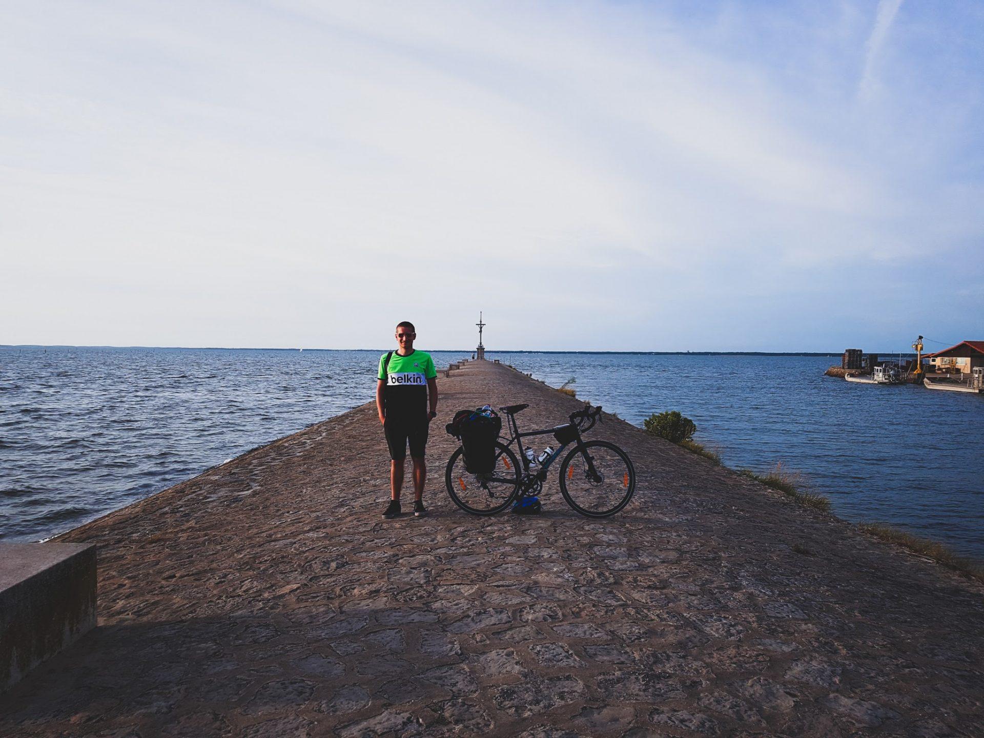 #TBT 2016 – La Rochelle > Biarritz, par la Vélodyssée.