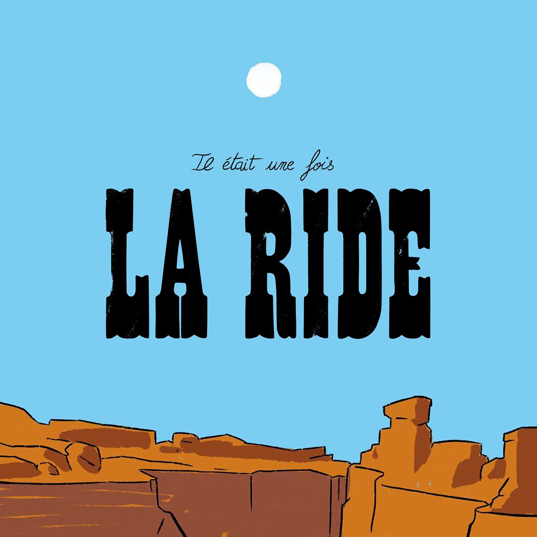 Compte à suivre : La Ride.