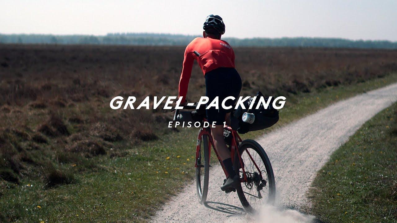 Traversée des Pays-Bas en bikepacking pour se déconfiner.
