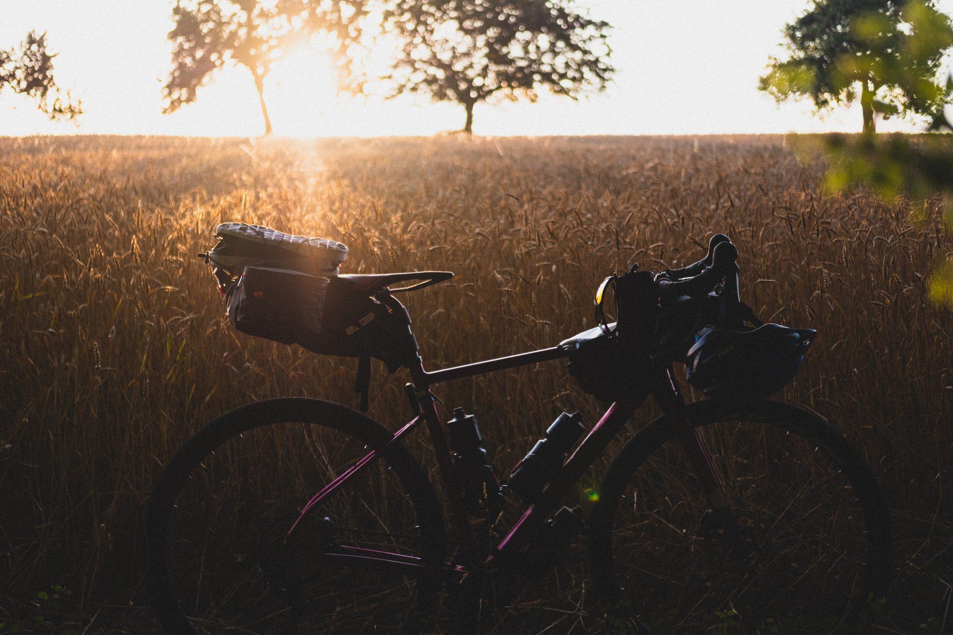 Paris – Montréal : deux jours Gravel et Bikepacking