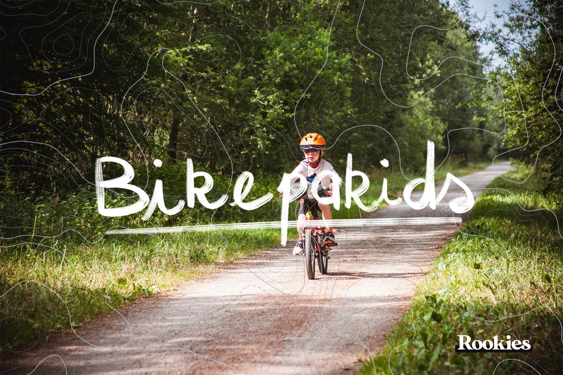 Bikepakids by Christophe & Cameron.