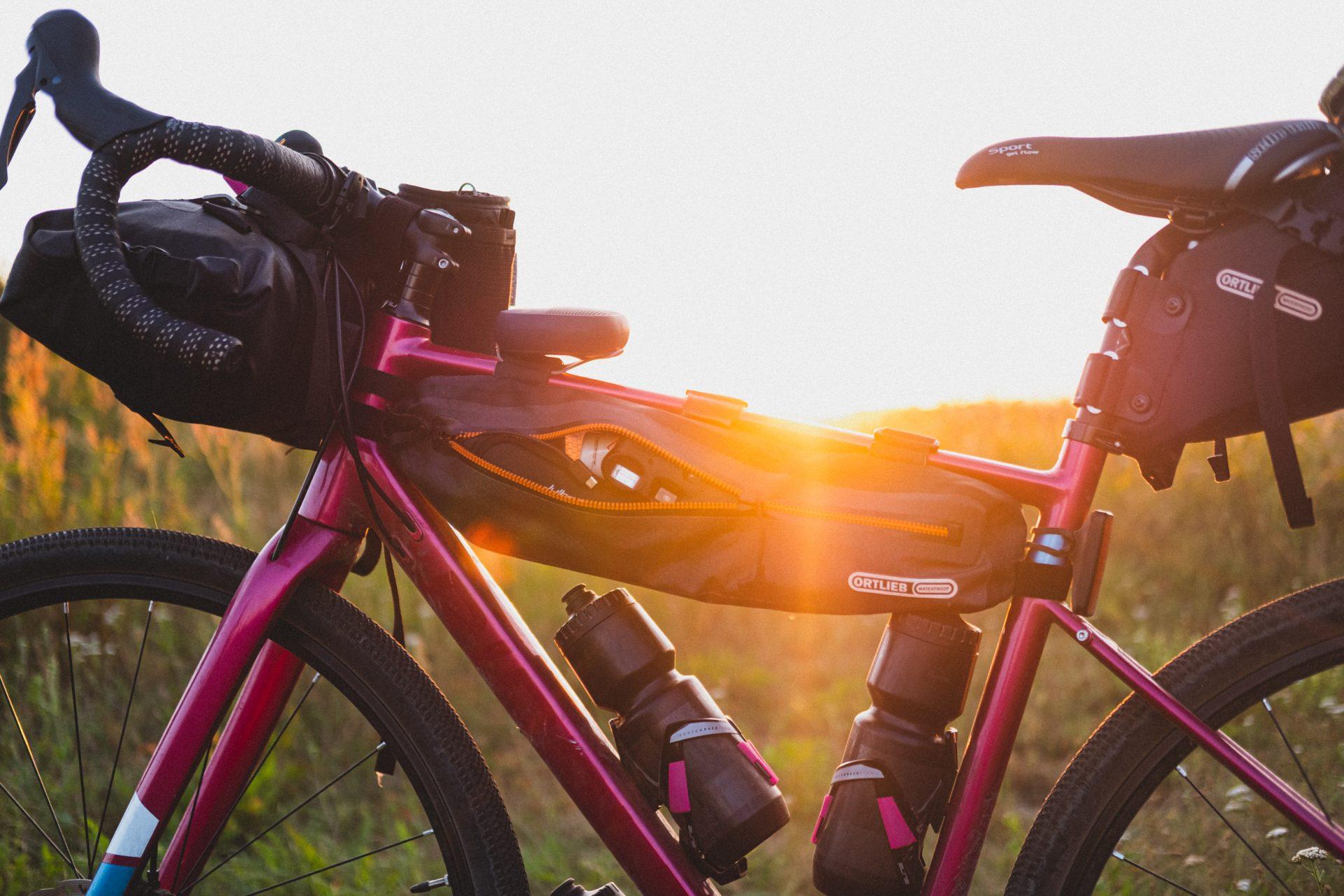 Comment s'équiper pour 1000km de bikepacking ?