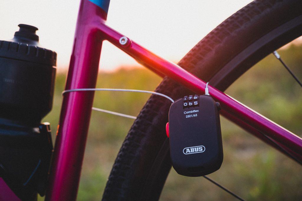 Les Rookies cadenas filaire vélo abus combiflex