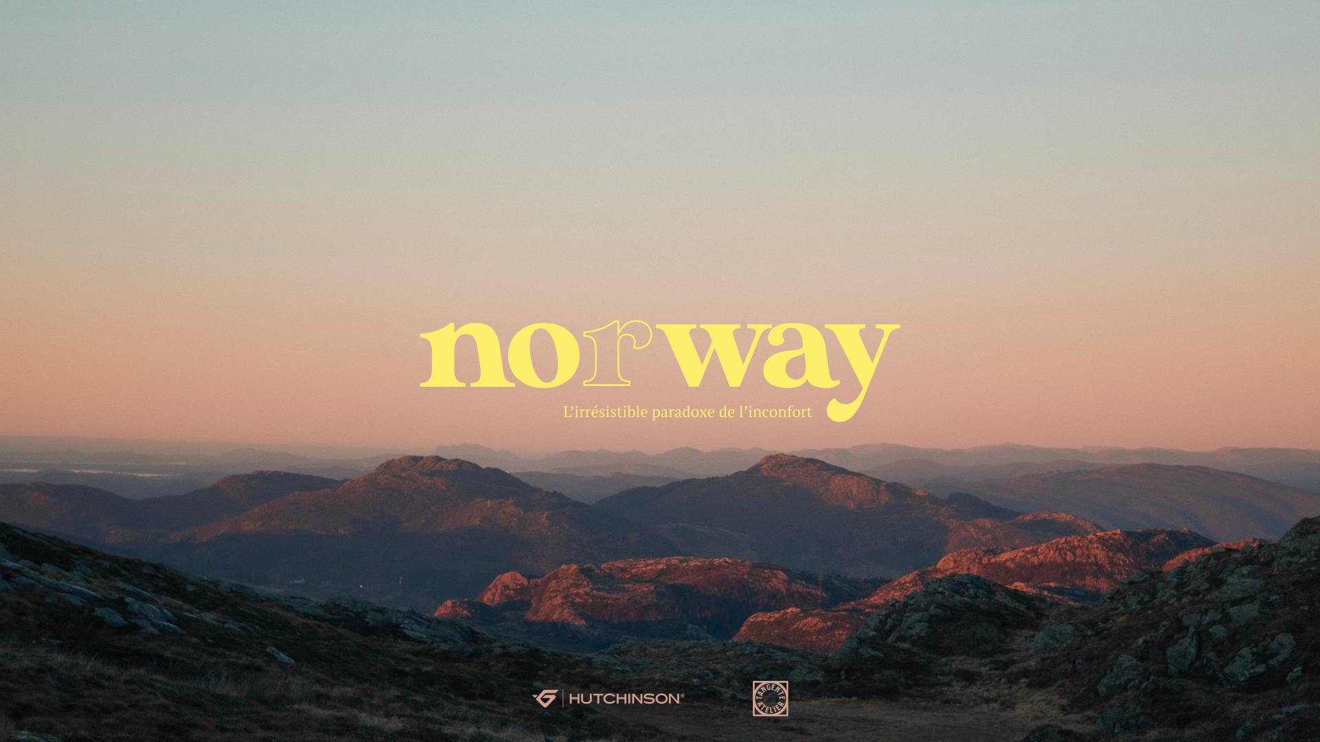 Le projet NO(R)WAY