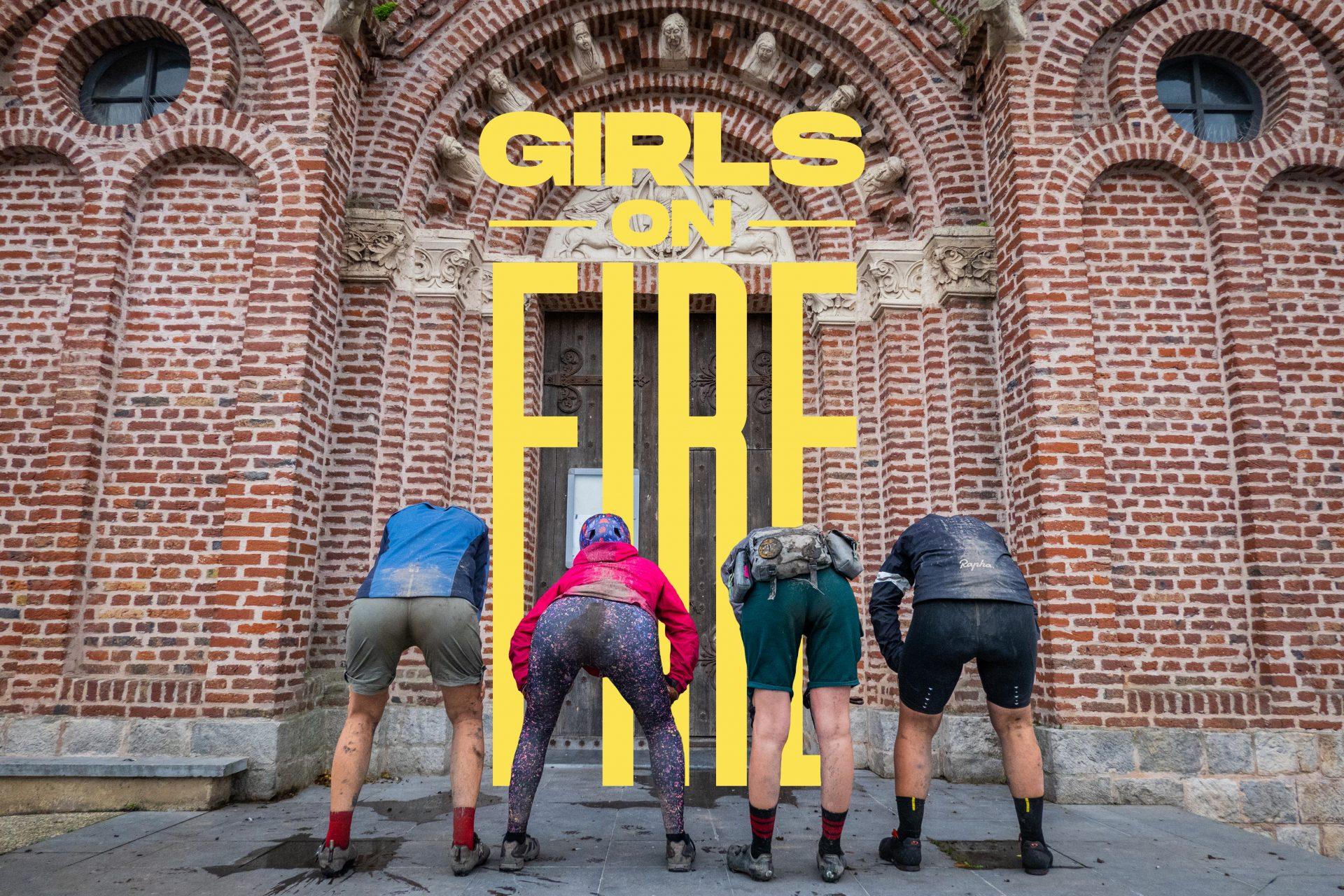 Girls on Fire : Du gras et des pavés.