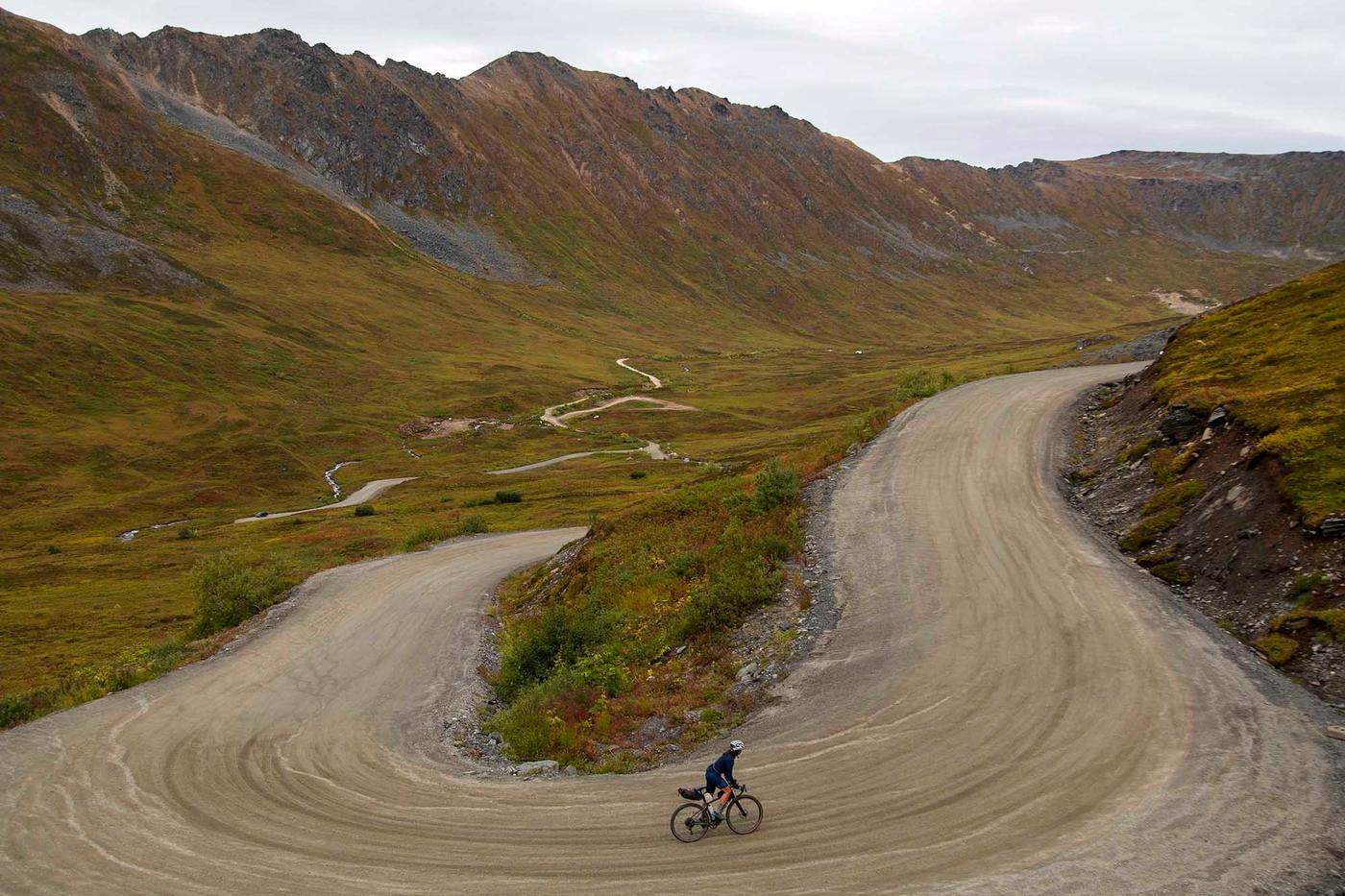 Lael Rides Alaska