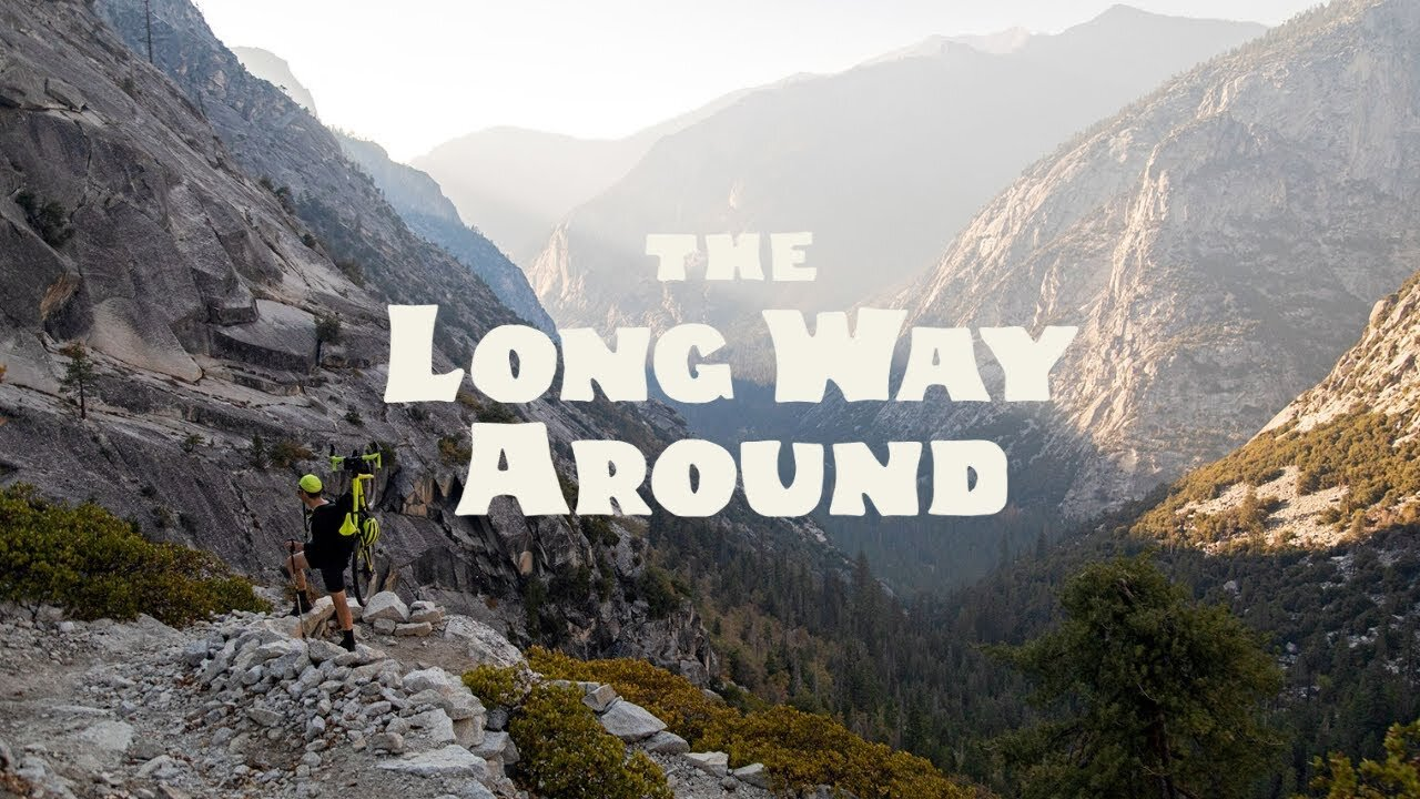 The Long Way Around by Chris Burkard