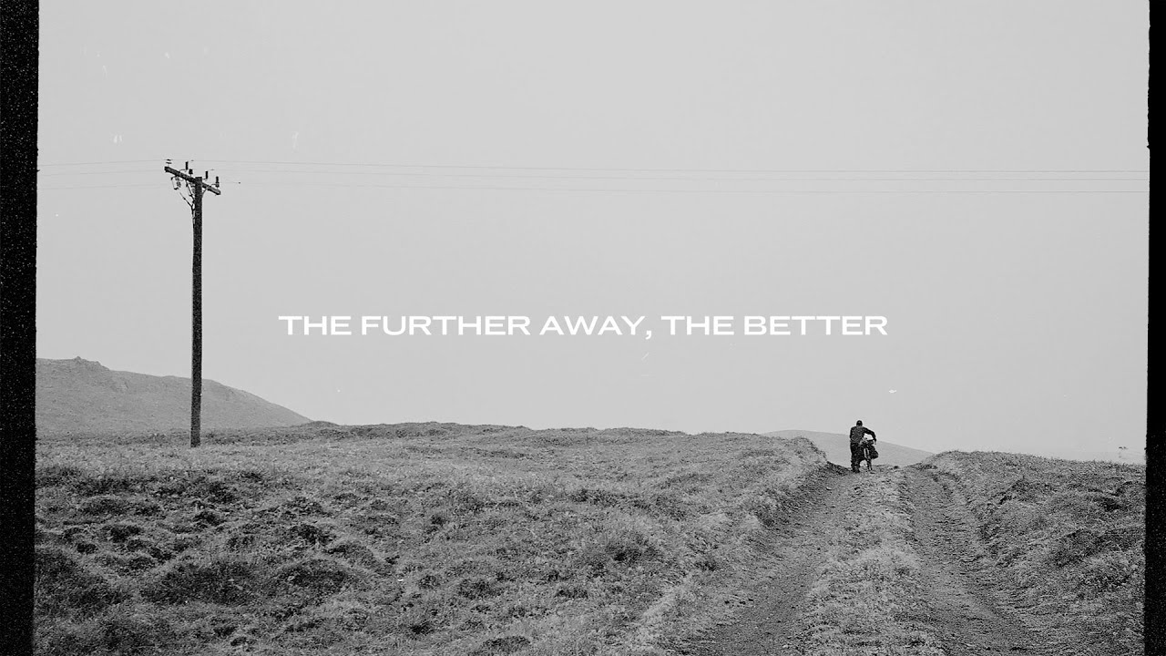 The further away, the better by Rapha