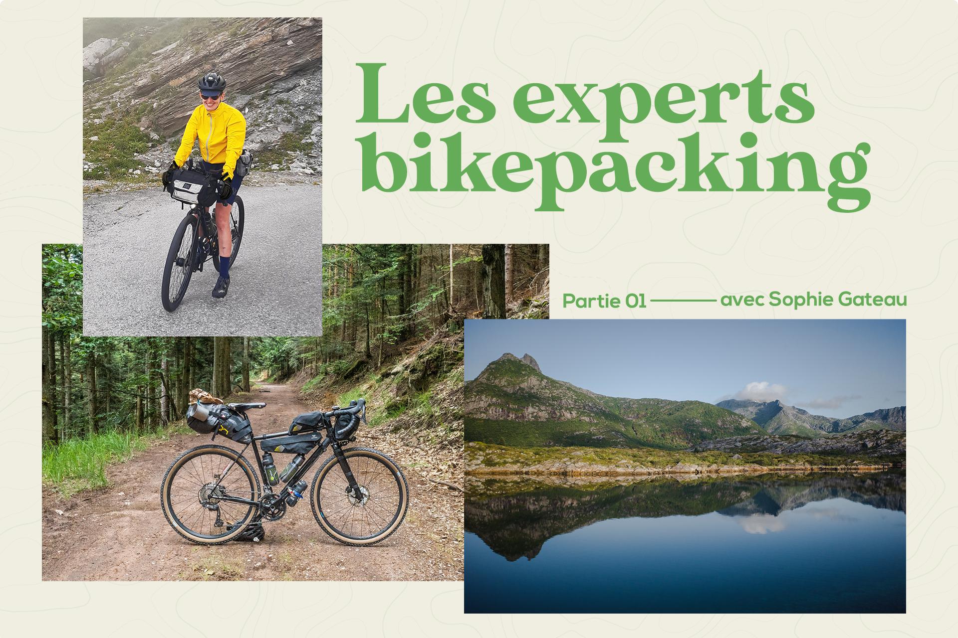 Bikepacking en Norvège : les conseils de Sophie Gateau.