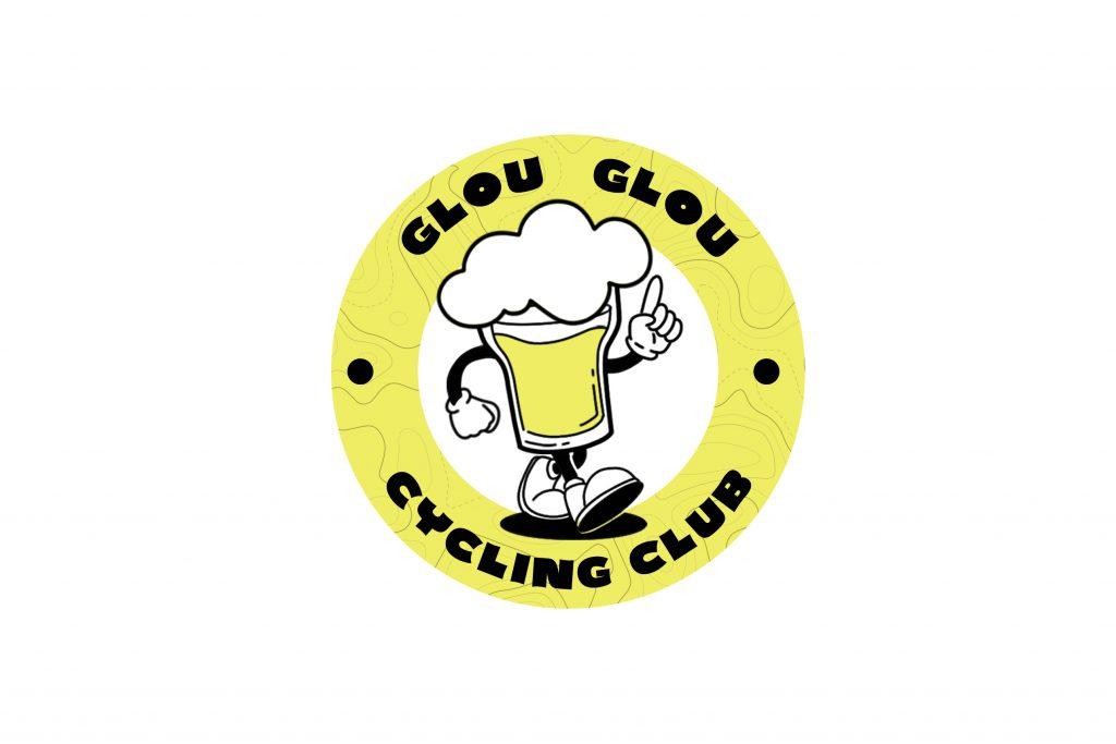 Glou Glou Cycling Club Rooies